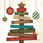 Christmas Tree Sentiments