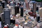 Auckland skyscapers, New Zealand