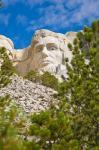 Abraham Lincoln, Mount Rushmore, South Dakota