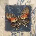 Swirl Butterfly III