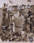 Babe Ruth - Legends Of The Game Composite