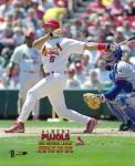 Albert Pujols 2001 National League Rookie of the Year