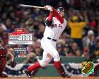 2004 World Series Game 2 - Jason Varitek hits first inning two run triple