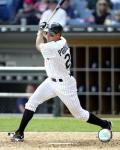 2005 - Scott Podsednik Batting Action