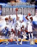 2006 -  Mavericks Western Conference Champions Composite