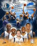 '05 / '06 Mavericks Western Conference Champions Composite