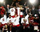2006 - Heat NBA Champions Team Celebration (#35)