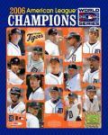 '06 Tigers ALCS Champions Team Composite ll