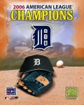 2006 -  Tigers AL Champs Logo