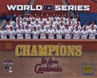 2006 - Cardinals World Series Champions Team Photo