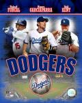 2007 - Dodgers Big 3 Hitters Composite
