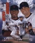 2007 - Jose Reyes / Dave Wright Port. Plus