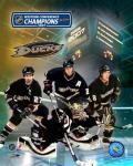 2007 - Ducks Western Conf. Champs /  Big 4