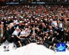 2007 - Ducks Stanley Cup Celebration On Ice