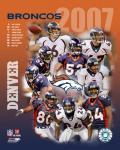 2007 - Broncos Team Composite