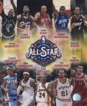 2007-08 NBA All-Star Game Matchup Composite