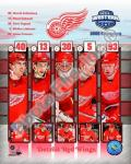 2008 Detroit Red Wings Western Conference Champions Composite