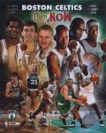2008 Boston Celtics Then & Now Composite