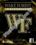 2008 Wake Forest Univeristy Logo