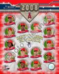 2008 Los Angeles Angels West Division Champions Composite