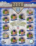 2008 Los Angeles Dodgers West Division Champs Composite