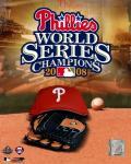 2008 World Series Champions Team Logo Photo