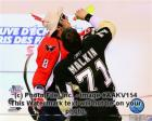 Alex Ovechkin & Evgeni Malkin 2008-09 NHL All-Star Game Action