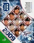 2009 Detroit Tigers Team Composite