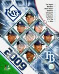 2009 Tampa Bay Rays Team Composite