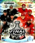 '09 St. Cup Match Up - Pens / Red Wings