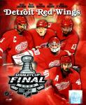 "'09 St. Cup - Red Wings """"Big 5 """""