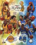 '09 NBA Finals Match Up - Lakers / Magic