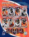 2009 Denver Broncos Team Composite