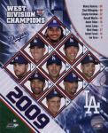 2009 Los Angeles Dodgers NL West Champions Team Composite