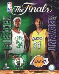 2009-10 NBA Finals Matchup Composite