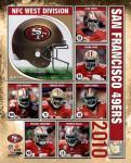 2010 San Francisco 49ers Team Composite