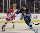 Alex Ovechkin & Sidney Crosby 2011 NHL Winter Classic Action