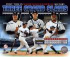 New York Yankees 3 Grand Slams in 1 Game Composite