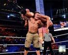 John Cena Wrestlemania 29 Action