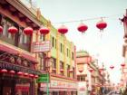 Chinatown Afternoon II