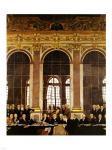 William Orpen - The Signing of Verailles Treaty