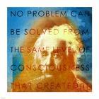 Einstein – No Problem Quote