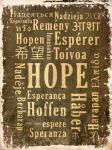Hope in Multiple Languages