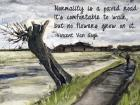 Normality - Van Gogh Quote