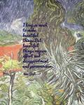 Beautiful Things - Van Gogh Quote 1