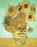 Small Things - Van Gogh Quote 1