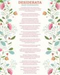 Decorative Desiderata