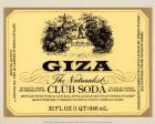 Giza Club Soda