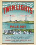 Twin Lights Ginger Ale