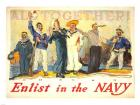 All Together, Enlist in the Navy